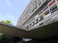 Marsiglia, La Cité radieuse, esterno 1
