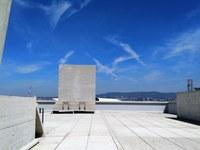 Marsiglia, La Cité radieuse, il tetto 1