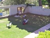 Hyères, Villa Noailles, esterni