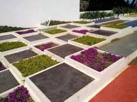Il giardino cubista di Gabriel Guevrekian a Villa Noailles