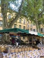 Aix-en-Provence, mercato © Sonia Gonzini
