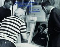Aix-en-Provence, Pablo Picasso e Jean Planque