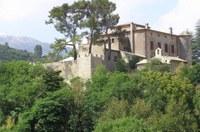 Il castello di Vauvenrgues, dove Picasso passò i suoiultimi anni