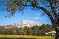 La Montagne Sainte Victoire © Sophie Spiteri