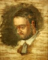Paul Cezanne, ritratto di Emile Zola
