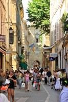 Per le strade di Aix-en-Provence © Cintas Flores