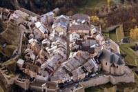 Briançon, la Cité Vauban dall'alto © Zoom