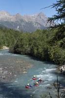 Serre Chevalier Vallée Briançon, hydrospeed © Zoom