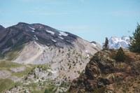 Serre Chevalier Vallée Briançon, la soddisfazione di arrivare in cima © Enduro Collectiv'