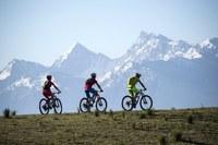 Serre Chevalier Vallée Briançon, mountain bike - Serre Chevalier © Zoom