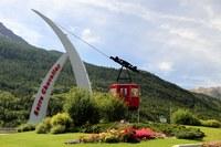 Serre Chevalier Vallée Briançon, telecabina © Zoom