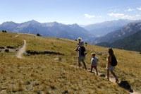 Serre Chevalier Vallée Briançon, una camminata in famiglia © Zoom