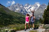 Serre Chevalier Vallée Briançon, un'escursione in famiglia © Zoom