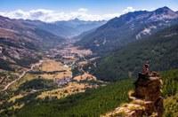 Serre Chevalier Vallée Briançon, uno sguardo sulla valle © Xtreme Shooting