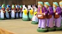 Mas de la Crémade, le file dei santons