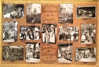 Mas de la Crémade, vecchie foto nel laboratorio di Magali