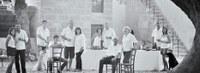 Mas de Valériole - La foto di famiglia