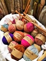 Pastellière d'un jour, le lane per il knitting