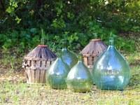 Li Poulidetto - Un angolo del giardino