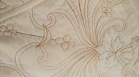 Bastide de l'Adrech, coperta trapuntata di boutis provenzale