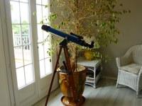 Hotel Canto Cigalo - Il telescopio puntato sulle Alpilles