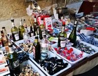 Vaison-la-Romaine, al mercato si trova di tutto