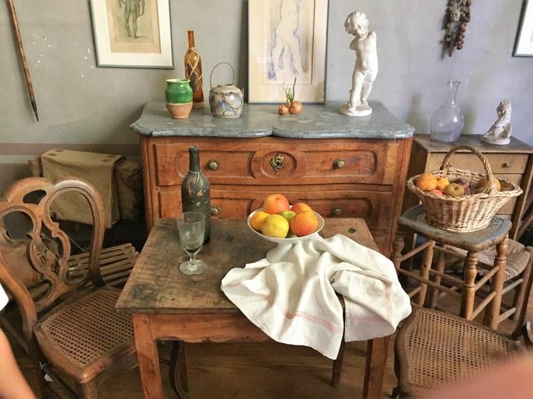 Aix-en-Provence, Atelier Cezanne © Francesca Molinari