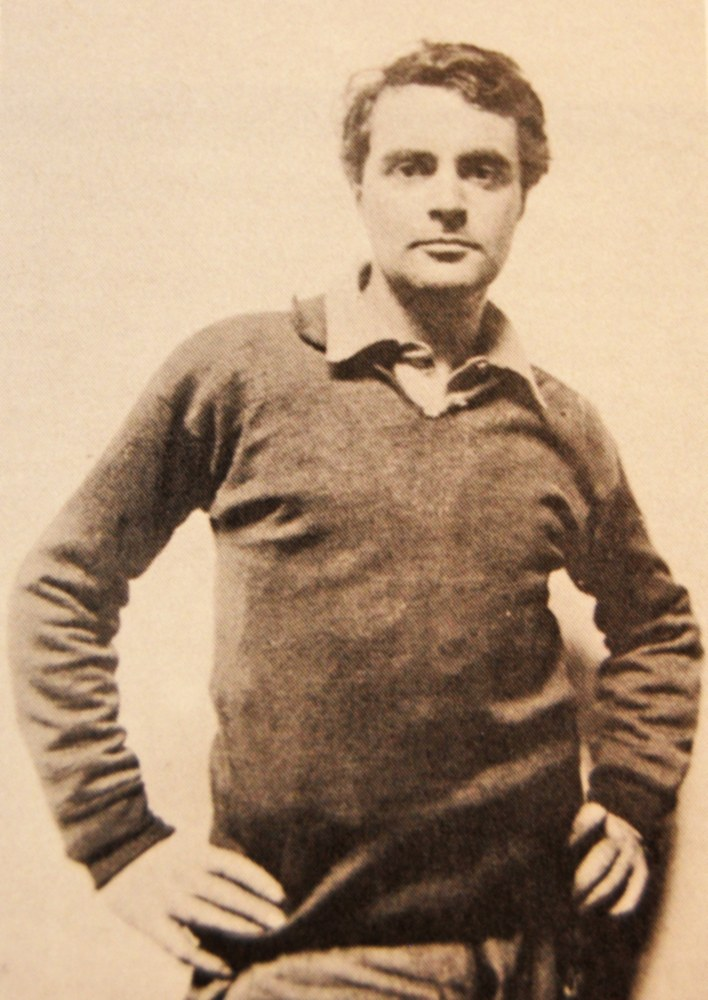 Amedeo Modigliani a Nizza - 1918