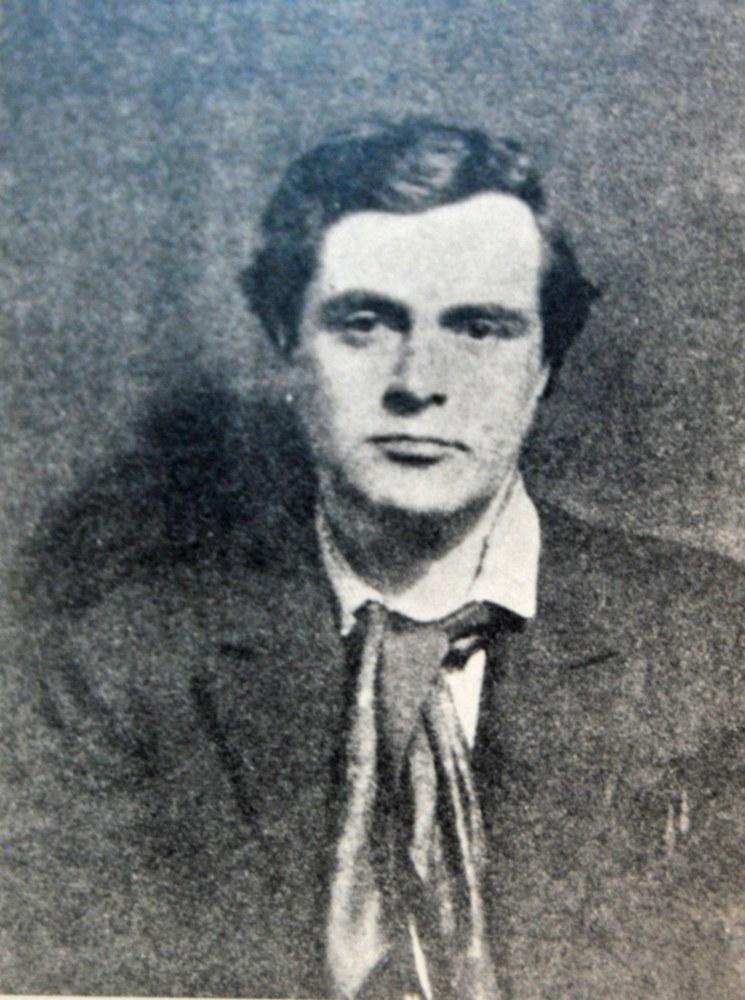Amedeo Modigliani al suo arrivo a Parigi - 1906