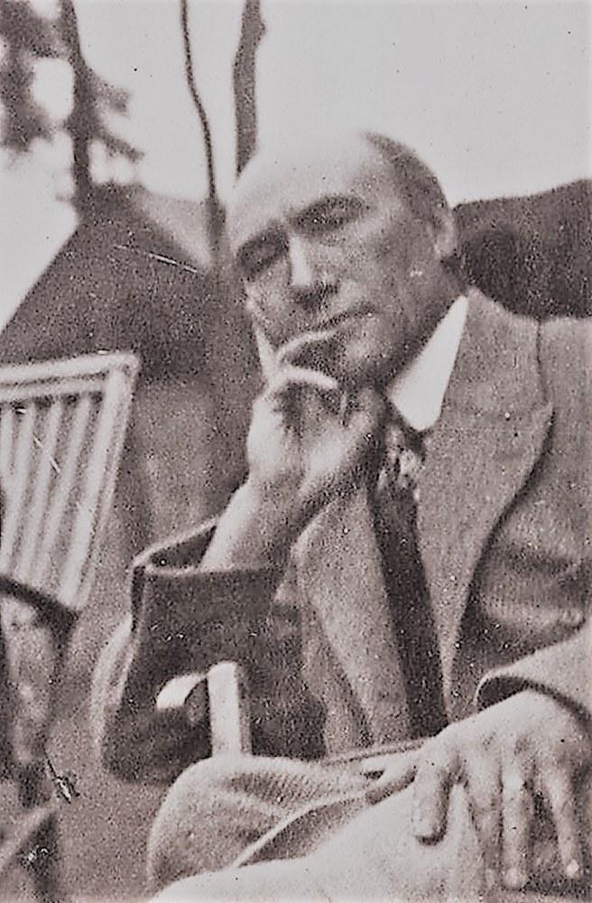 André Gide, premio Nobel per la letteratura nel 1947