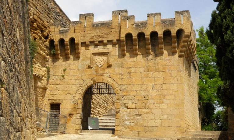 Ansouis, il castello