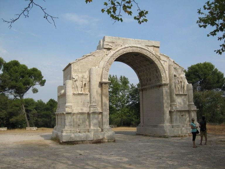 Arco di trionfo, Saint-Rémy-de-Provence