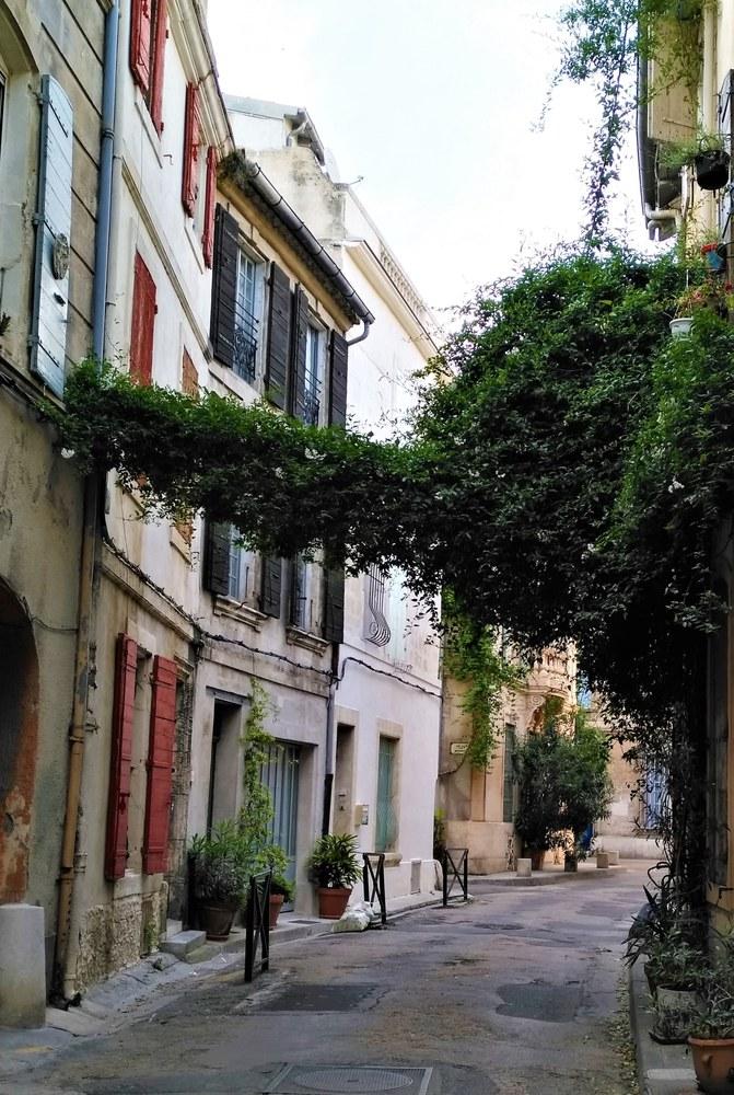 Arles, il centro storico