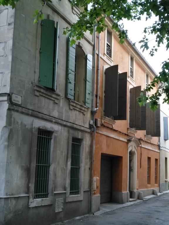 Arles, per le vie del centro