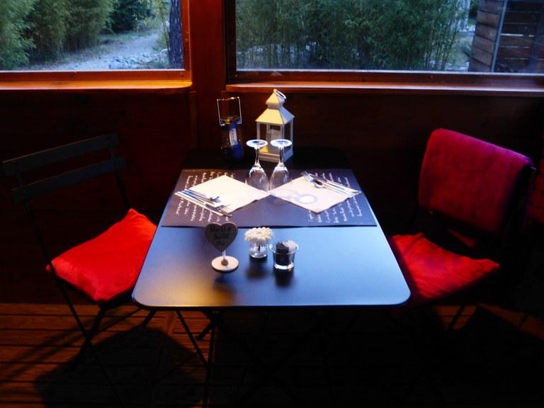 Attrapp'Rêves - La cena romantica nello chalet