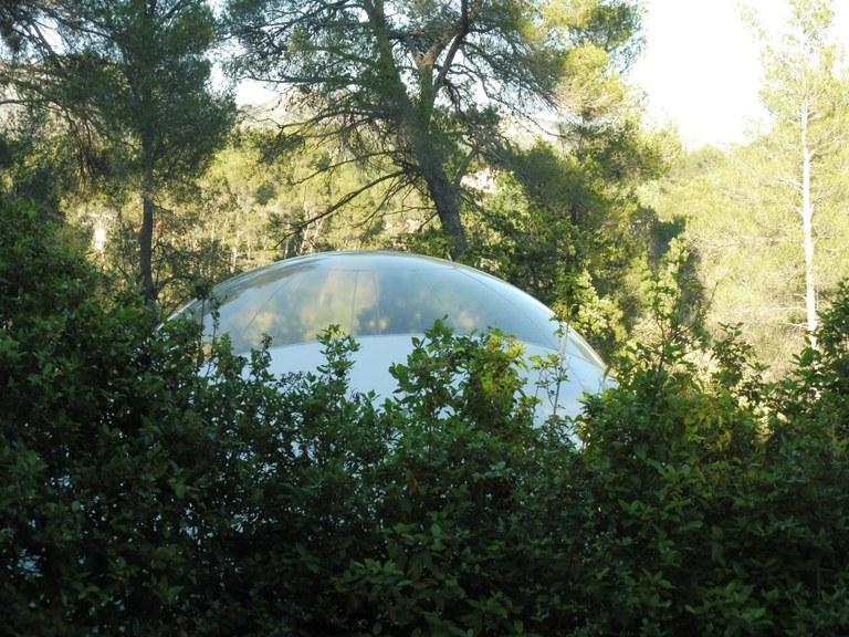 Attrapp'Rêves - Una bolla nascosta nel verde