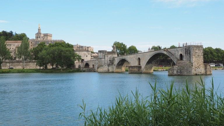 Avignon, pont Saint Benezet