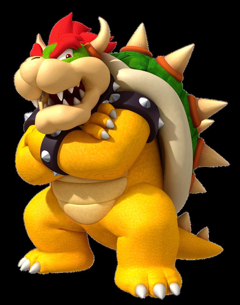 Bowser, ovvero la Tarasca al tempo di Super Mario Bros