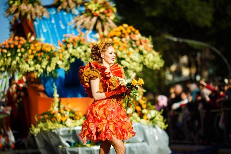 Carnevale di Nizza - Battaglia dei fiori