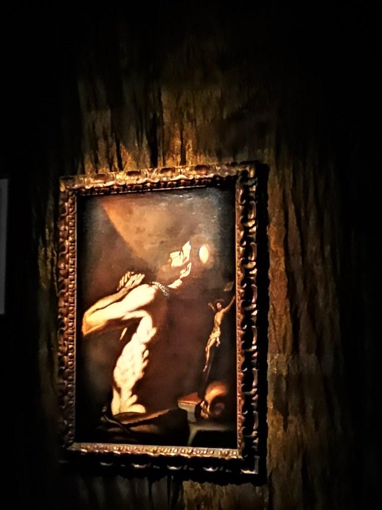 Cavaillon, Hôtel d'Agar, Caravaggio, il Perdono