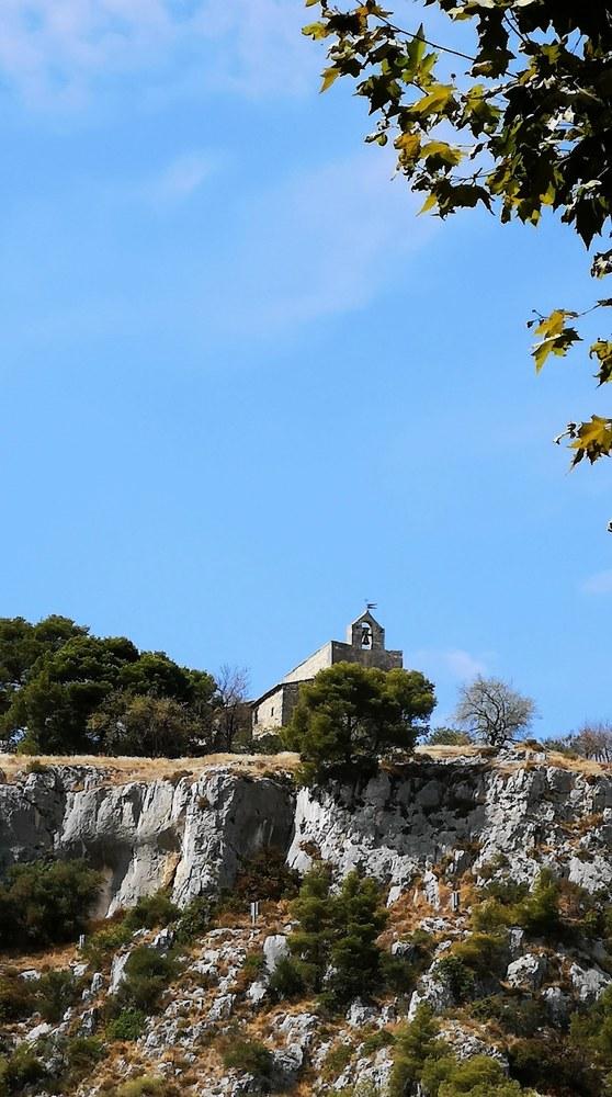 Cavaillon, la collina Saint-Jacques