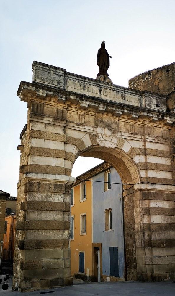 Cavaillon, la porta di Avignone