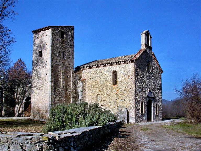 Chapelle Notre-Dame des roses, Callian
