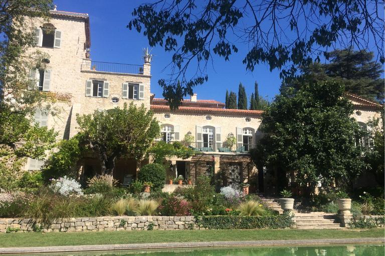 Château de La Colle Noire, Montaroux