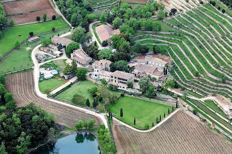 Château Miraval, il domaine di Bard Pitt e Angelina Jolie