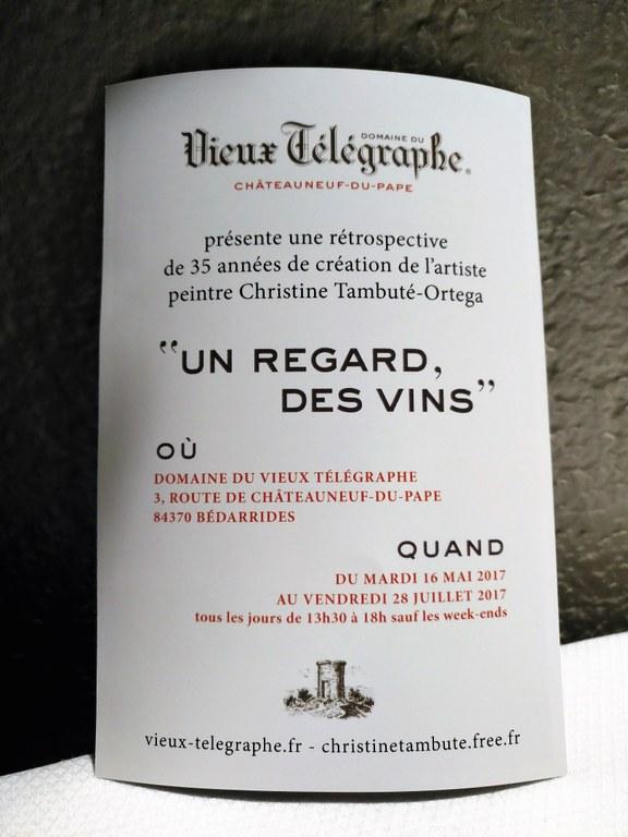 Chez Serge a Carpentras - Serge conosce e fa conoscere i migliori produttori di vino della zona