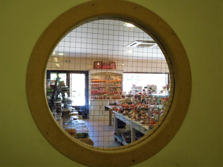 Confiserie du Mont Ventoux - La boutique