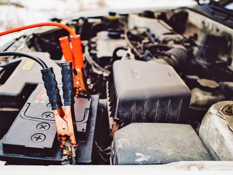 Da un motore in panne può nascere una storia