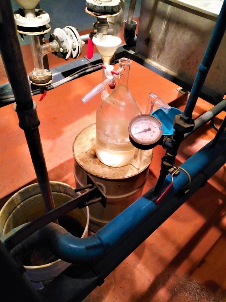 Distilleria Les Agnels - La distillazione