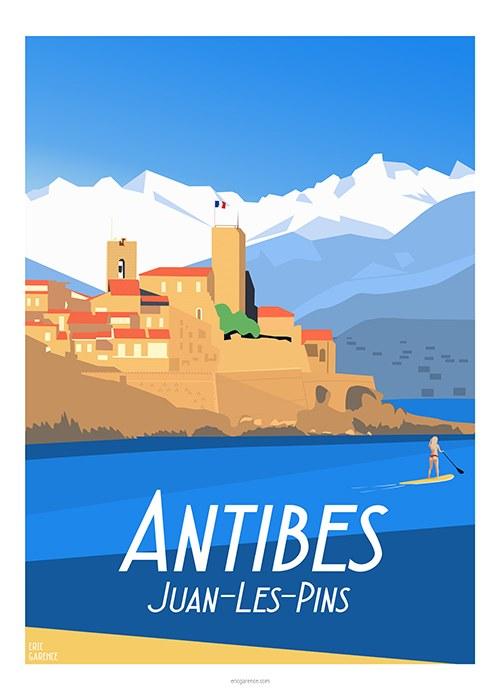Eric Garence - Antibes